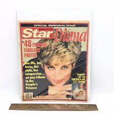 STAR MAGAZINE SEPTEMBER 16 1997 PRINCESS DIANA LADY DI 48 PAGES OF PHOTOS