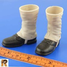 WWII Army MP - Boots (for Feet) - 1/6 Scale - SOW Action Figures