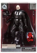 Disney Star Wars Elite Series Darth Vader Unmasked Die Cast Figure *Small Hole*