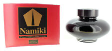 NEW NEVER OPENED PILOT NAMIKI BLACK FOUNTAIN PEN INK 60ML BOTTLE WITH RESERVOIR