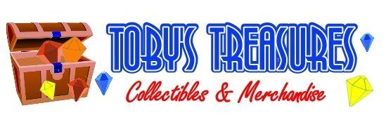 TOBY'S TREASURES
