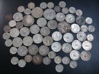 United States of America US 90% Silver Coins Bulk Dollar Half $ Dime Liberty BK1