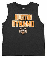 Outerstuff MLS Youth Houston Dynamo Muscle Performance Tee