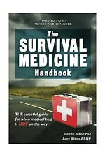 The Survival Medicine Handbook: THE essential guide for when me... Free Shipping