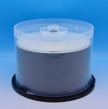 50 Pack 50GB BD-R 2-6X Speed CMC Printable Bluray DL double layer Blank Disc A+