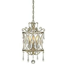 "Savoy House 3 Light 22"" Mini Chandelier, Aurora - 1-9067-3-100"