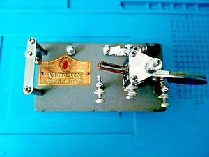 Morse code Key Vibroplex No 6 Lightning Bug