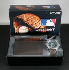 New Sparo Detroit Tigers Watch & Wallet Set