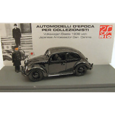 VW BEETLE 1939 JAPANESE AMBASSADOR 1:43 Rio Personaggi Storici Die Cast