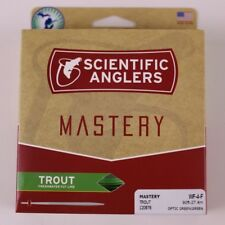 Scientific Anglers Mastery Trout Fly Line WF4F FREE FAST SHIPPING 120876