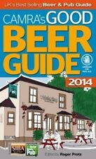 Excellent, Camra's Good Beer Guide 2014, Roger Protz, Book
