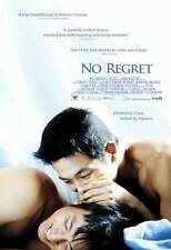 NO REGRET Movie POSTER 27x40 Nam-gil Kim Young-hoon Lee Hyeon-cheol Jo Dong-wook