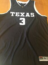 Nike Texas Longhorns Basketball Jersey