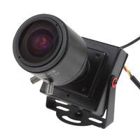 "Mini HD 700TVL 1//3/""CMOS 2.1mm Wide Angle Lens CCTV Security FPV Camera NTSC V7P4"