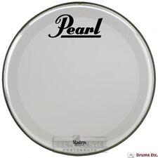 """Pearl Powerstroke 3 Bass Drum Logo Head Clear 22"""""""