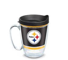 Pittsburgh Steelers Tervis Coffee Mug Travel Tumbler 16 ounce