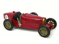 Matchbox Lesney Y6-2 1926 Supercharged Bugatti Type 35