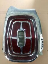 1967 FORD GALAXIE TAIL LIGHT LENS
