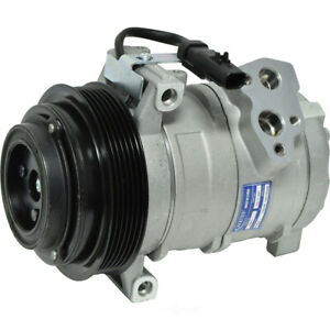 NEW AC A/C COMPRESSOR DODGE GRAND CARAVAN 4.0L 2008-2010 TOWN & COUNTRY ROUTAN