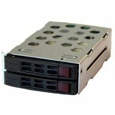 """Supermicro Dual 2.5"""" SAS/SATA Hard Disk Drive Kit (MCP-220-82609-0N)"""