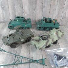 TAMIYA ?? - 1:35 - Bausätze Panzer Militärfahrzeuge Konvolut Bastler - #i35650