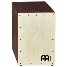 Meinl Percussion JC50LBNT Birch Wood Compact Jam Cajon with Internal Snares