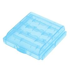 Akkubox Batteriebox Box für 4 Batterien Akkus Mignon Micro AA AAA
