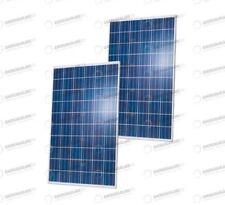 Set 2 Pannelli Solari Fotovoltaici 270W Extra-Europeo 30V tot. 540W Casa Baita S