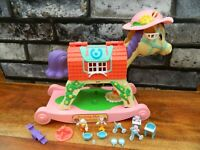 Teeny Weeny Families Rocking Horse Nursery - Vivid Imaginations 1996
