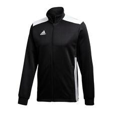 Adidas Regista 18 Chaqueta de Poliéster Negro Blanco