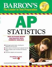 Barron's The Leader in Test Preparation AP Statistics 8th Edition