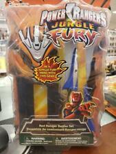 Power Rangers Jungle Fury Red Ranger Battler Claw Set NIB