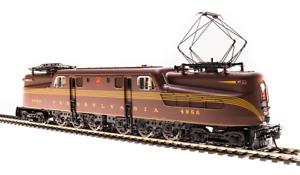 BROADWAY LIMITED 4692 HO GG1 Electric PRR #4856 Red 5-St  Paragon3 Sound/DC/DCC