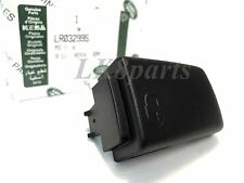 Land Rover LR2 and LR3 Driver Side Left Front Black Door Handle Cap Cover New