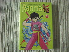 COMIC MANGA RANMA 1/2 RUMIKO TAKAHASHI VOLUMÉN 26 EDICIONES GLENAT USADO