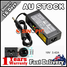 DC 19V 3.42A 65W for ASUS X452E Laptop Power AC Adapter Charger + Cable