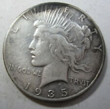 1935 S Peace Dollar (#112cJ)
