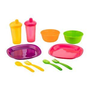Toddler Tableware Set, 10 Piece, 4+ Toddler, Child, Kids