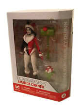 DC Comics Designer Series HOLIDAY HARLEY QUINN Action Figure DC A. Conner