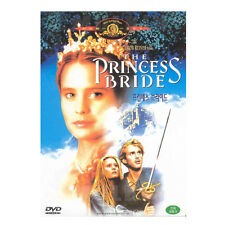 The Princess Bride (1987) DVD - Rob Reiner, Cary Elwes (*NEW *All Region)