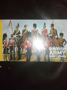 GB 2007Stamps Prestige Booklet British Army Uniforms Excellent condition.