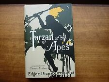 Edgar rice Burroughs Tarzan of the apes Hardcover / Dustjacket 2014