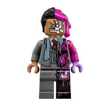 NEW LEGO TWO FACE FROM SET 70915 THE LEGO BATMAN MOVIE (sh395)