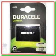 Batteria Ricaricabile DURACELL DRF60 = NP-60 LI-20B x Finepix Camedia Mylo