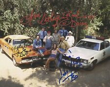 The Dukes of Hazzard Autographed 8 x 10 Photo, John Schneider