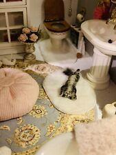 Cat Dollhouse OOAK Realistic Miniature Handmade 1:12