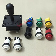 Arcade HAPP style Joystick and button KIT for Multicade MAME Jamma DIY parts
