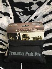 Trauma Pak Pro w/ QuikClot Gauze & SWAT-T Tourniquet Brand New Molle Compatible