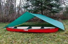 Aqua Quest Guide 20 x 13 ft XL Waterproof Tarp Ultralight Camping - Green