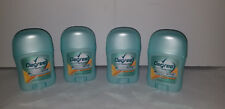 4 new Degree expert protection Deodorant motion sense Invisable Solid .5 Oz each